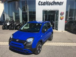 Fiat Panda 1,2 70 City Cross bei kfz-czeitscher in