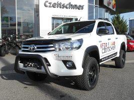 Toyota Hilux 2,4 D-4D DK 4WD Activ CZEITSCHNER EDITION bei kfz-czeitscher in