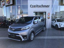 Toyota Proace Verso 2,0 D-4D 150 Medium Family bei kfz-czeitscher in